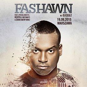 Koncerty: Fashawn & Dj Exile Warszawa