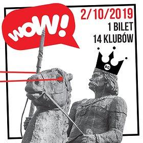 Imprezy: WOW Wielkie Otrzęsiny Wrocławia 2019
