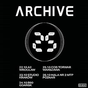 Concerts: Archive - Warszawa