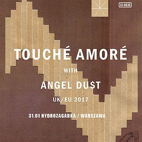 Koncerty: Touche Amore