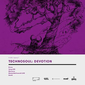 Imprezy: Technosoul: Devotion with Rrose / Varg / Mareena