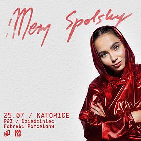 Pop / Rock: MERY SPOLSKY | P23, DZIEDZINIEC FABRYKI PORCELANY | Katowice