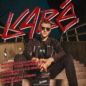 Hip Hop / Reggae: KABE / 13.11 / Akademia, Wrocław - ODWOŁANE