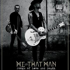 Koncerty: Me And That Man (Nergal & John Porter)