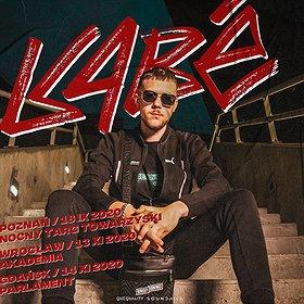 Hip Hop / Reggae: KABE / 13.11 / Akademia, Wrocław