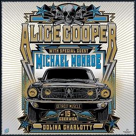 Hard Rock / Metal: Alice Cooper + special guest: Michael Monroe