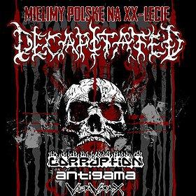 Hard Rock / Metal: DECAPITATED
