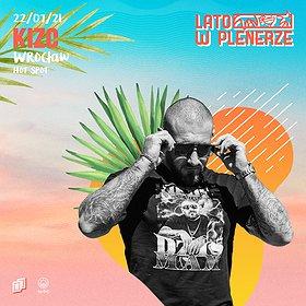Hip Hop / Reggae: Lato w Plenerze | KIZO | Wrocław