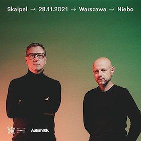 Koncerty : SKALPEL | Warszawa