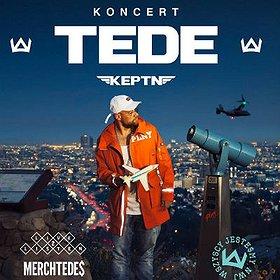 Koncerty: Tede premiera KEPTN Tour Bulencje