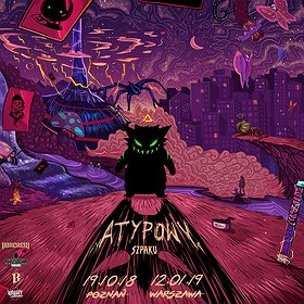 Hip Hop / Reggae: Szpaku Atypowy Tour - Warszawa