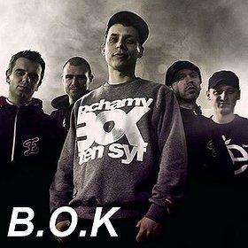 Koncerty: B.O.K - Labirynt Babel Tour