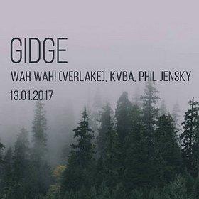 Imprezy: Gidge live
