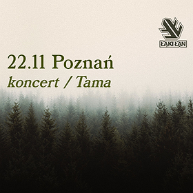 Pop / Rock: Łąki Łan - Poznań - 22.11