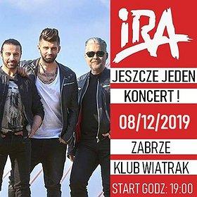 Pop / Rock: IRA Jeszcze jeden koncert !