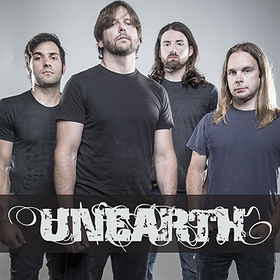 Koncerty: UNEARTH