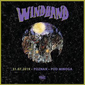 Hard Rock / Metal: Windhand - Poznań