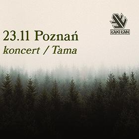 Pop / Rock: Łąki Łan - Poznań - 23.11 / BILETY WYPRZEDANE!
