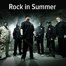 Concerts: ROCK IN SUMMER: BODY COUNT FEAT. ICE-T