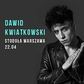 Concerts: DAWID KWIATKOWSKI