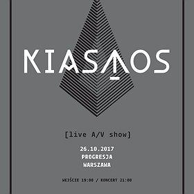 Muzyka klubowa: Kiasmos LIVE
