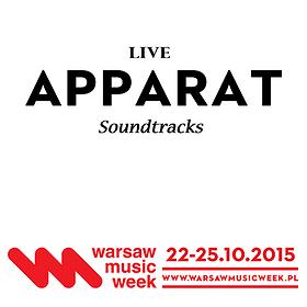 Imprezy: Apparat Live – Soundtracks