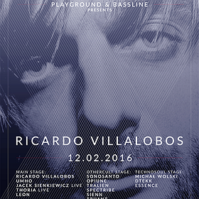 Events: Ricardo Villalobos
