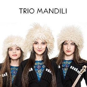 Concerts: Trio Mandili