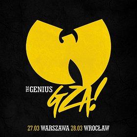 Koncerty: Wu-Tang Clan: GZA @Wrocław, Akademia
