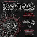 Hard Rock / Metal: Decapitated + Black Tongue, Heart Of A Coward, Inferi, Wrocław