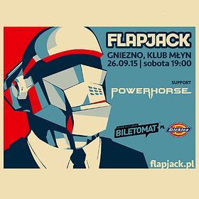 Koncerty: Flapjack
