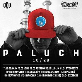 Koncerty: PALUCH Koncert Premierowy 10/29 Poznań