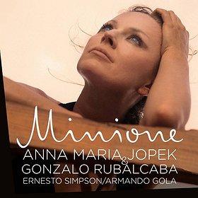Koncerty: Anna Maria Jopek MINIONE