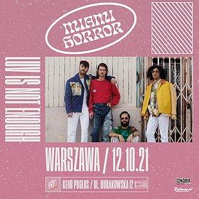 Pop / Rock : Miami Horror / Warszawa