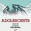 Hard Rock / Metal: ADOLESCENTS | Pod Minogą | Poznań, Poznań