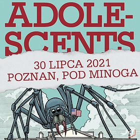 Hard Rock / Metal: ADOLESCENTS   Pod Minogą   Poznań