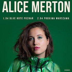 Koncerty: Alice Merton - Warszawa