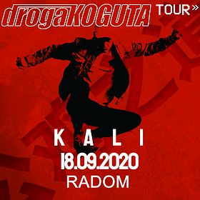 Hip Hop / Reggae: Kali | Radom - koncert odwołany