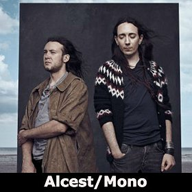 Hard Rock / Metal: Alcest/Mono