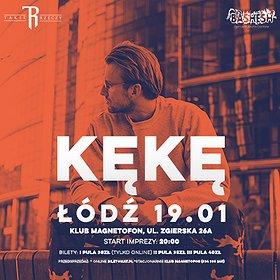 Concerts: KęKę - Łódź
