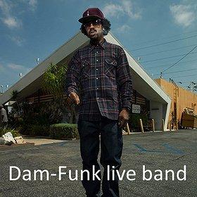 Koncerty: DAM-FUNK live band