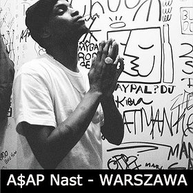 Koncerty: A$AP Nast / A$AP Mob w Polsce!