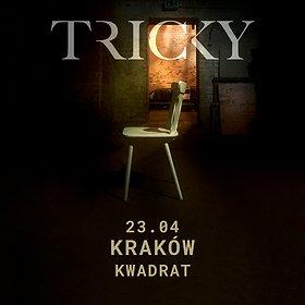 Koncerty: Tricky | Kraków - koncert odwołany