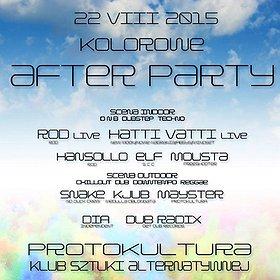 Imprezy: Kolorowe After Party