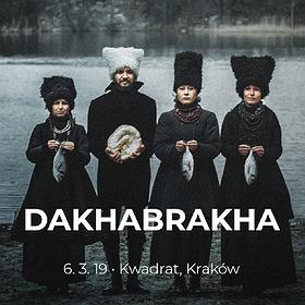 Koncerty:  DakhaBrakha - Kraków