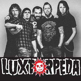 Hard Rock / Metal: Luxtorpeda + Darek Malejonek Hyperhemon