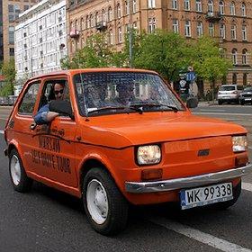 Rekreacja: Maluchem po Warszawie | 09.08