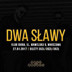 "Koncerty: Dwa Sławy - ""Dandys Flow"" tour"