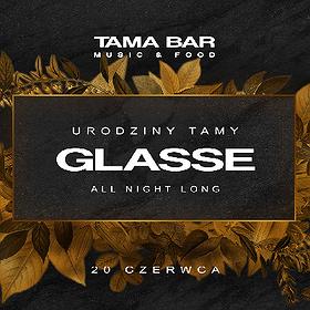 Muzyka klubowa: Urodziny Tamy x Plug.in | Glasse all night long