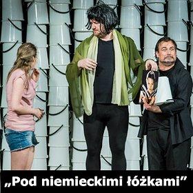 """Teatry: Spektakl """"Pod niemieckimi łóżkami"""""""